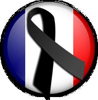 Manifestamos desde la página web municipal nuestro rechazo a la violencia y la barbarie terrorista y nuestra solidaridad con los familiares de las víctimas y del pueblo francés.