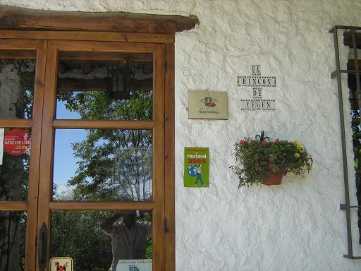 Restaurante El Rincón de Yegen