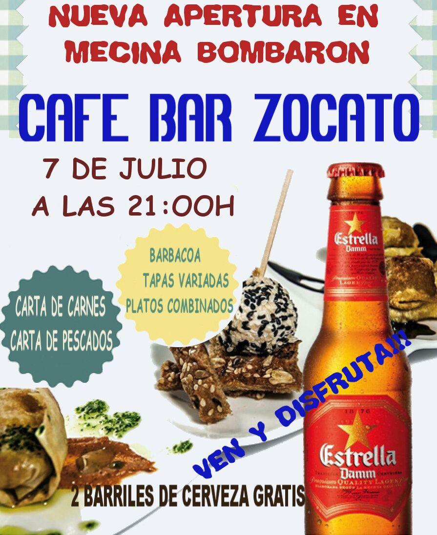Café Bar Zocato