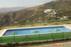 Edicto para apertura del bar de la piscina municipal