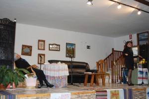 Mecina Bombarón y Yegen conmemoran el Día de la Mujer con cine y teatro