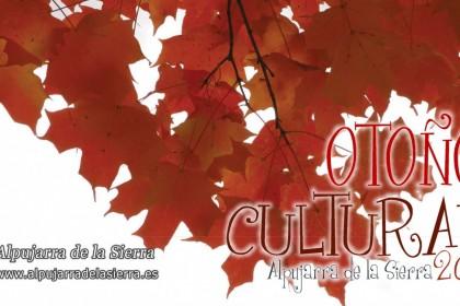Otoño cultural 2011: Programa de actividades