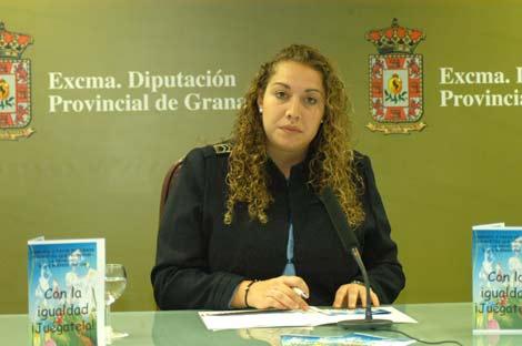 Escolares de Alpujarra de la Sierra analizan el consumo, la violencia y el sexismo