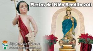 Fiestas del Niño Bendito de Yegen 2012