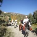La Ruta Aben Aboo por Tierras de Moriscos reunió en una actividad; cultura, deporte y naturaleza, en Alpujarra de la Sierra