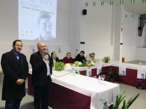 Yegen acoge la presentación del libro de coplas populares que Gerald Brenan recopiló y no pudo publicar