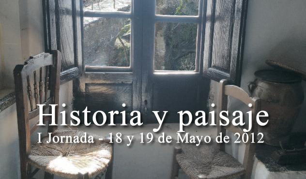 I Jornada de historia y paisaje de la Alpujarra en Mayo