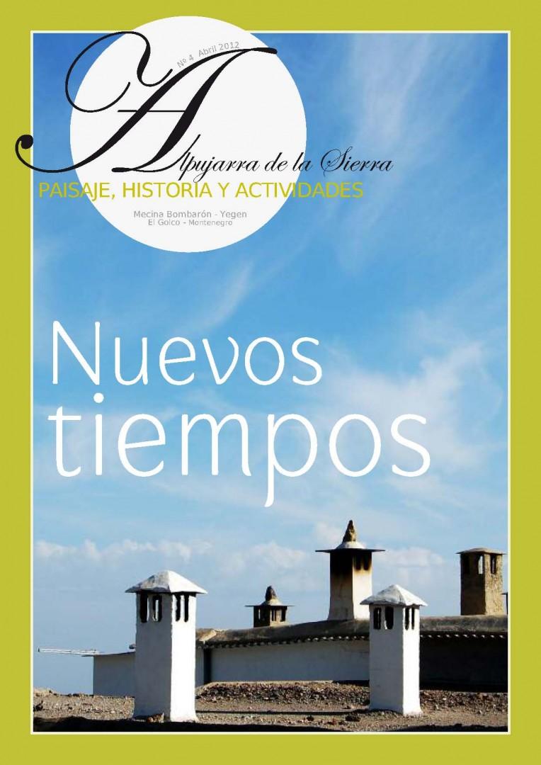 La nueva revista del año 2012 – Salto provisional a lo digital