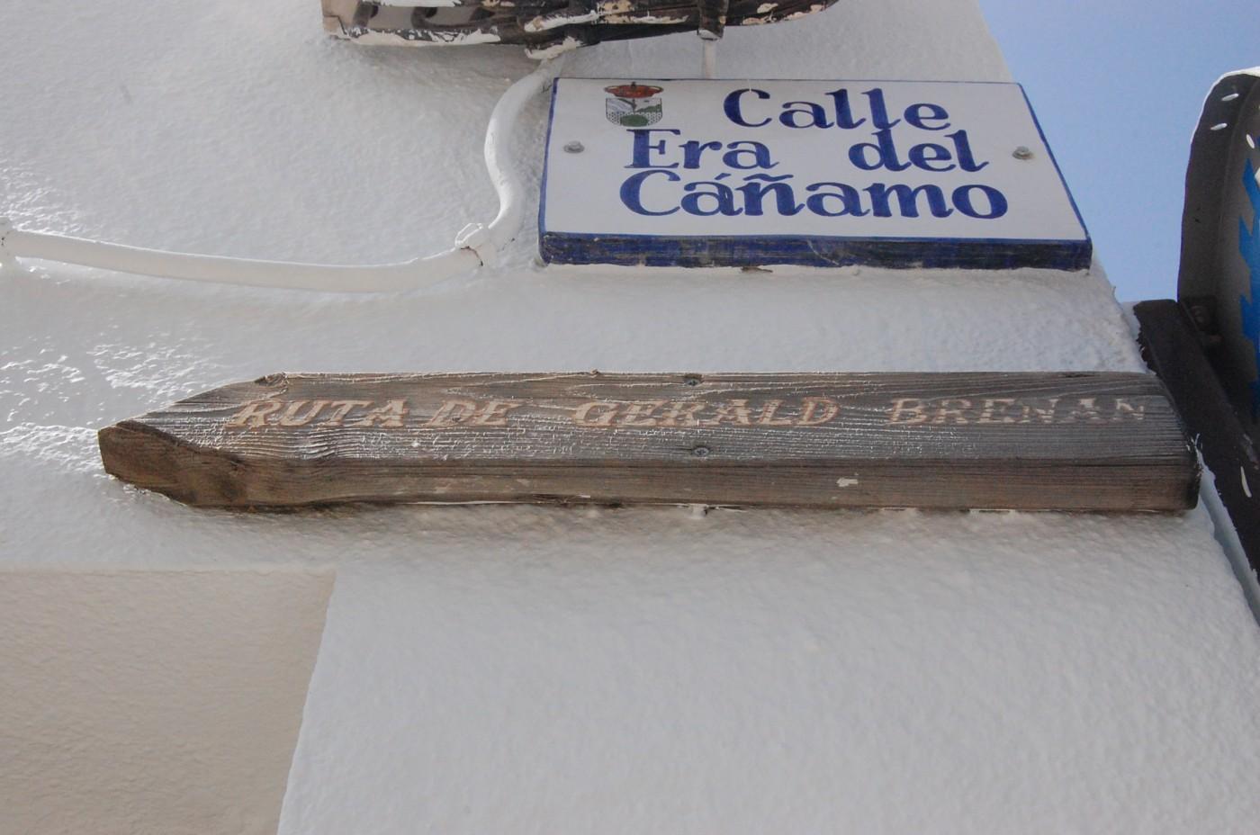 Viaje literario al sur de Granada: en busca de las huellas de Gerald Brenan