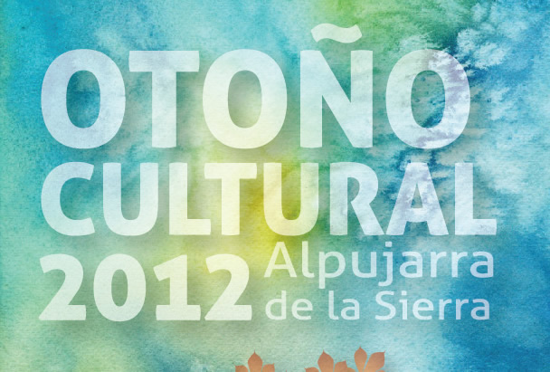 Otoño cultural 2012