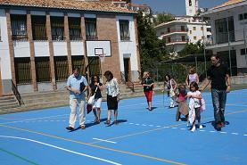 Mejoras en los Colegios de Alpujarra de la Sierra