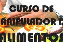 Curso de manipulador de alimentos en Cádiar