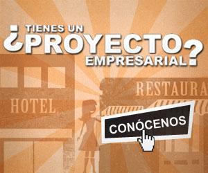 ¿Tienes un proyecto empresarial?