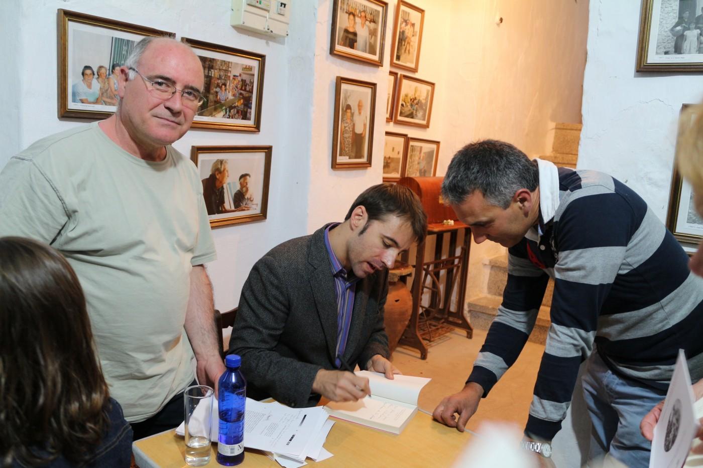 Galería de Fotos de la jornada cultural en Yegen