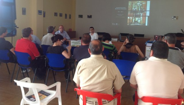 Alcaldes Y Concejales De La Alpujarra Comparten En Cádiar La Programación Cultural De Sus Municipios