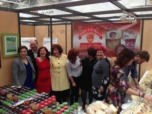 La XX Feria de Turismo, Artesanía y Alimentación muestra al mundo lo hecho a mano en la Alpujarra