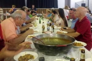 El mejor menú alpujarreño se compone de sobrasada de la huerta, escabeche de sardinas, migas de patatas y minchos de calabaza