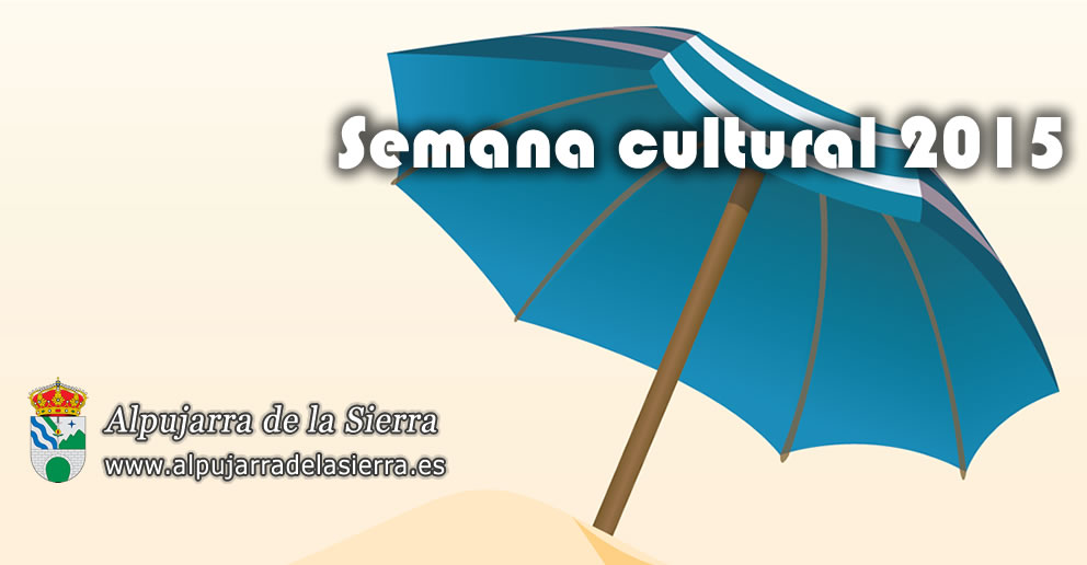 Semana Cultural Alpujarra de la Sierra