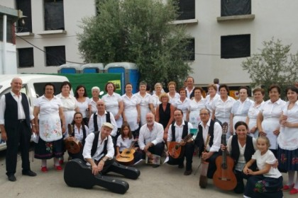 Grupo «San Miguel» de Mecina Bombaron en el XXXIV FESTIVAL DE MÚSICA