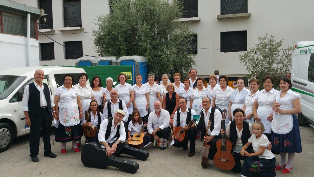 "Grupo ""San Miguel"" de Mecina Bombaron en el XXXIV FESTIVAL DE MÚSICA"