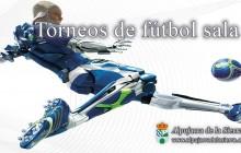 Torneos de fútbol sala el 8 y 13 de Agosto