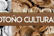 Programa de Actividades para el Otoño Cultural 2016