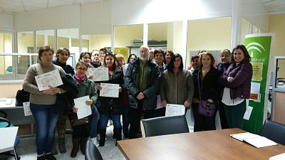 La Mancomunidad de La Alpujarra comienza una campaña informativa de la convocatoria Acredita 2017
