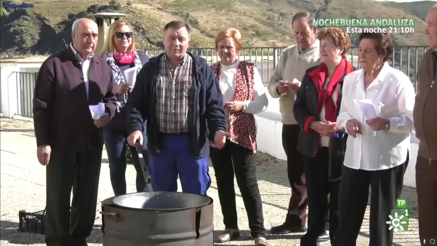 VÍDEO de Alpujarra de la Sierra en el programa Salud al Día de Canal Sur