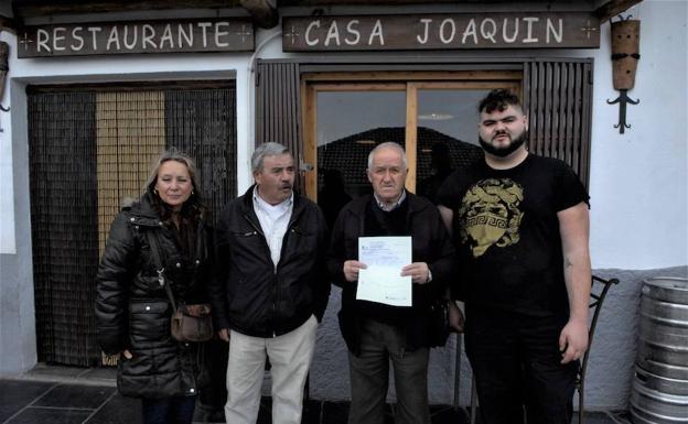 Alpujarra de la Sierra es el único municipio de la comarca que rebaja el recibo del IBI