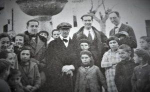 Lorca, Falla y varios amigos visitaron Cádiar, Mecina Bombarón, Yegen, Válor, Laroles y otros pueblo