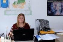María Rodríguez Barbero: Bibliotecaria, pintora y monitora deportiva