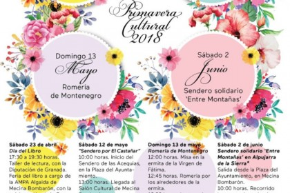 Primavera Cultural 2018