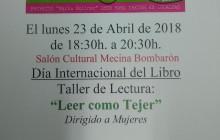 Día internacional del libro en Alpujarra de la Sierra 2018