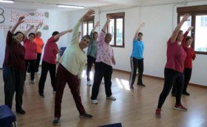 El Ayuntamiento de Alpujarra de la Sierra apuesta por la mejora de la condición física de las mujeres