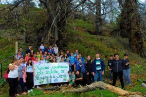 Alpujarra de la Sierra ofrece 'tutelar' un árbol centenario por 50 euros al año para luchar contra la despoblación