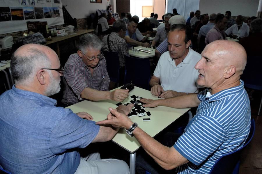 El Ayuntamiento de Alpujarra de la Sierra ha patrocinado el II Campeonato de Dominó de la Alpujarra