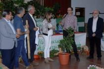 La Presidenta de la Junta de Andalucía, Susana Díaz, apadrina un castaño en Alpujarra de la Sierra