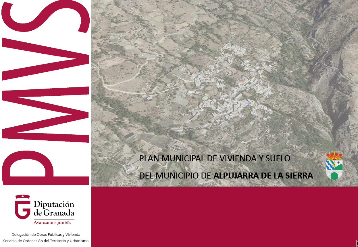 PLAN MUNICIPAL DE VIVIENDA Y SUELO DEL MUNICIPIO DE ALPUJARRA DE LA SIERRA