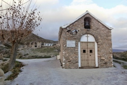 Romería de la Virgen de Fátima, en la aldea de Montenegro