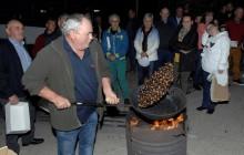 Alpujarra de la Sierra concede una Castaña de Oro a un otorrino y dos de Plata a un bodeguero y un chef de cocina