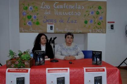 María Romera presenta su novela Los Centinelas del Universo 'Seres de Luz'