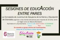 Sesiones de Educación entre Pares