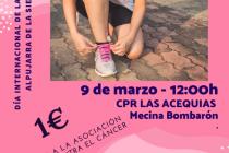 Marcha Solidaria Día de la Mujer 9 de Marzo
