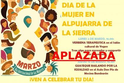 Dia de la Mujer Aplazada
