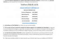 COMUNICADO DE ALCALDÍA FRENTE AL CORONAVIRUS