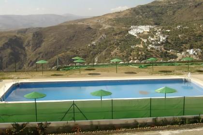 Alpujarra de la Sierra no abrirá su piscina pública este Verano 2020