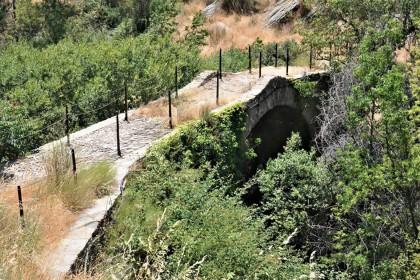 El puente romano de Mecina Bombarón se convierte en uno de los principales atractivos del municipio