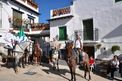 Uno de los atractivos turísticos de Alpujarra de la sierra es la 'Ruta de Aben Aboo por tierras de moriscos