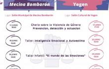 Actividades y Talleres sobre Pacto de estado contra la violencia de Género