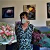 El Ayuntamiento de Alpujarra de la Sierra acoge una exposición de pintura de la Asociación de Mujeres 'El Castañar'